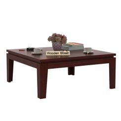 Weiss Tea Table (Mahogany Finish)