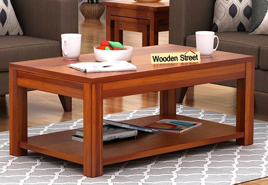 Center Table & coffee table online, Solid Wood Centre tables in Jaipur, Mumbai, India