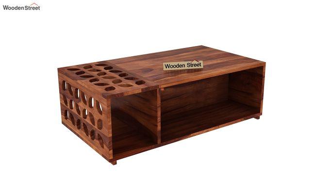 Ziegler Coffee Table (Honey Finish)-2