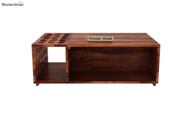 Ziegler Coffee Table (Honey Finish)-3