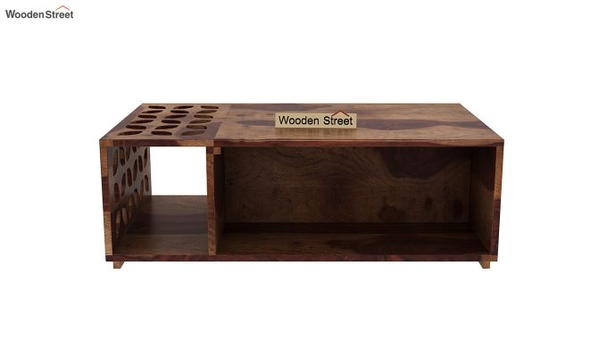 Ziegler Coffee Table (Teak Finish)-3