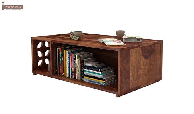 Ziegler Coffee Table (Teak Finish)-2