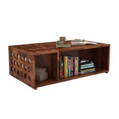 Ziegler Coffee Table (Teak Finish)
