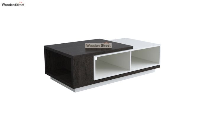 Escobar Coffee Table (Flowery Wenge Finish)-2