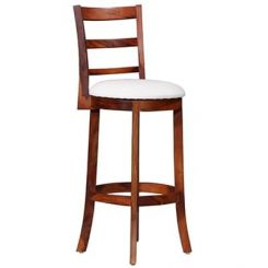 Barath Bar Stool (Honey Finish)