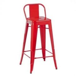 Torup Bar Stool (Red)