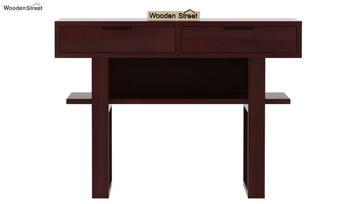 Boris Console Table (Mahogany Finish)-4