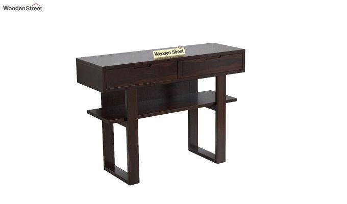 Boris Console Table (Walnut Finish)-2