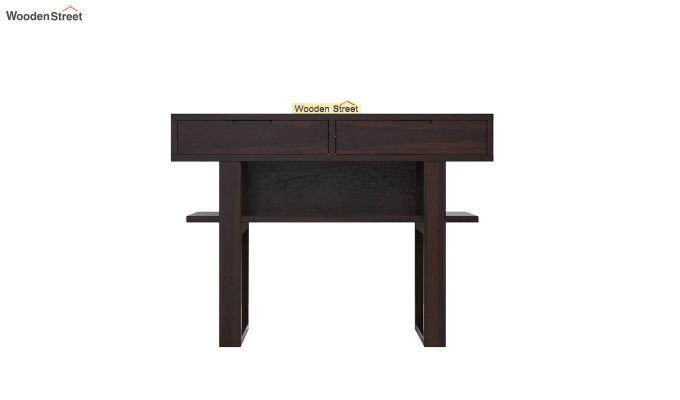 Boris Console Table (Walnut Finish)-3