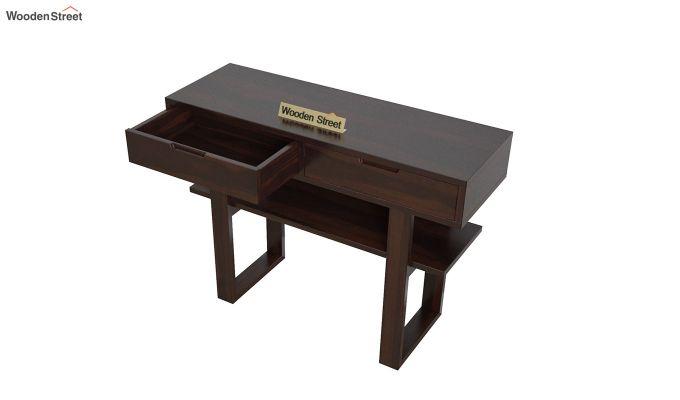 Boris Console Table (Walnut Finish)-4