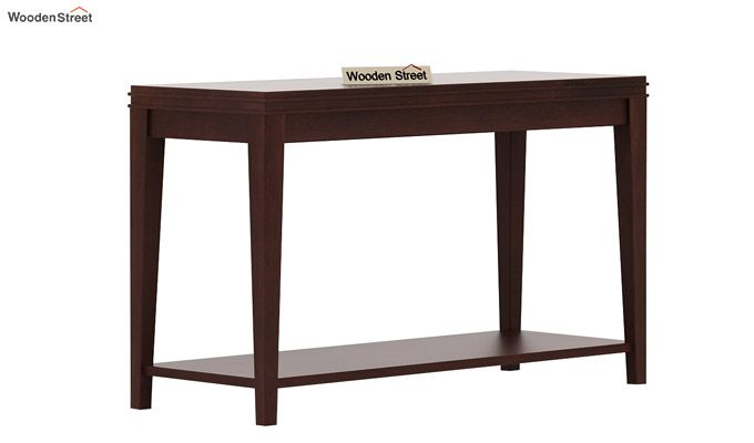 Cody Console Table (Walnut Finish)-3