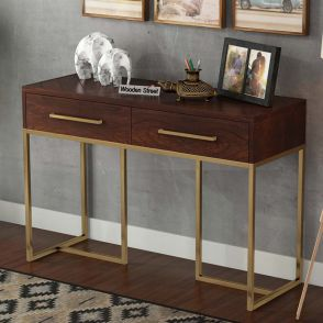 Magnificent Buy Wooden Console Table Online In India Upto 55 Off Download Free Architecture Designs Scobabritishbridgeorg