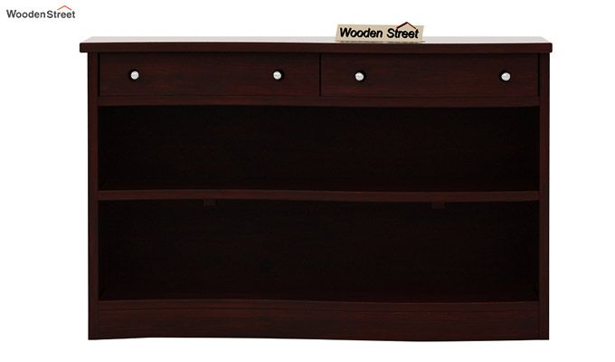 Morkel Console Table (Mahogany Finish)-4