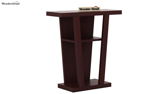 Petrov Console Table (Mahogany Finish)-3