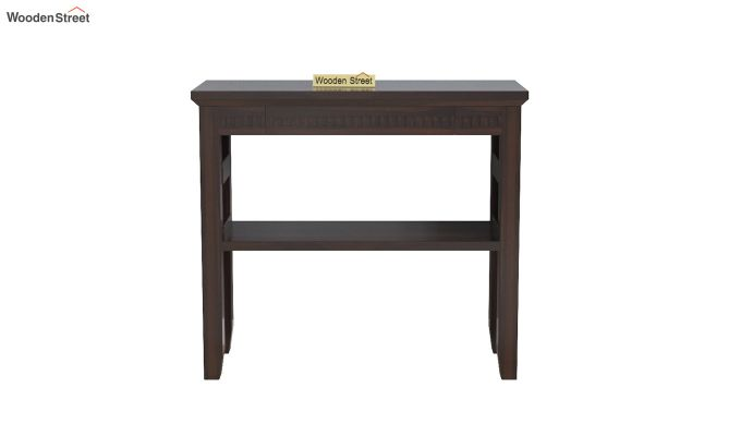 Rainer Console Table (Walnut Finish)-3
