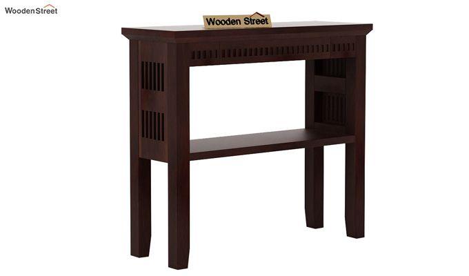 Rainer Console Table (Walnut Finish)-3