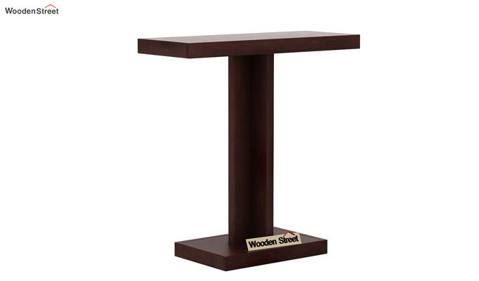 Rolan Console Table (Walnut Finish)-3