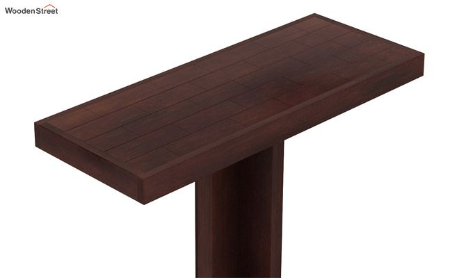 Rolan Console Table (Walnut Finish)-5