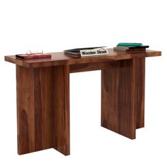 Sapphire Console Table (Teak Finish)
