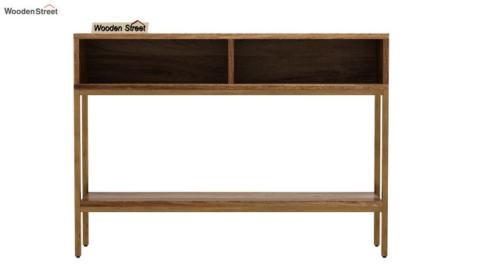 Sapphire Console Table (Natural Finish)-2