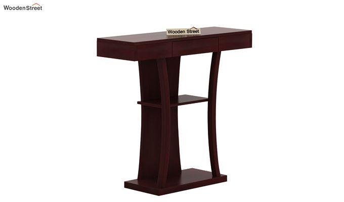 Sirin Console Table (Mahogany Finish)-3