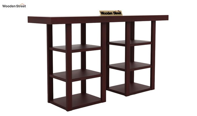 Stanford Console Table (Mahogany Finish)-3