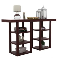 Stanford Console Table (Mahogany Finish)