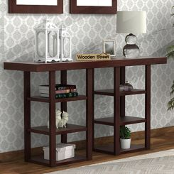 Stanford Console Table (Walnut Finish)