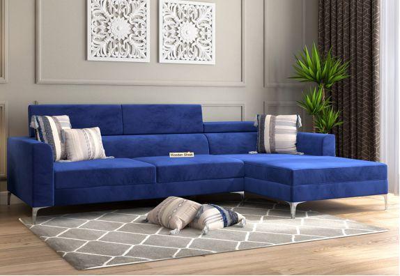 L Shaped Sofas Upto 70 Off Buy Latest L Shape Sofa Sets Online Woodenstreet