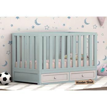 wooden baby cot online in Hyderabad, Delhi, Bangalore, India