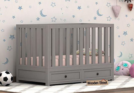 Buy wooden cribs online India
