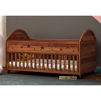 wooden cribs online, cradle in Pune, Bangalore, Jaipur, India