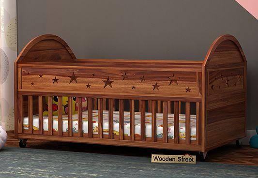 Wooden baby cots online