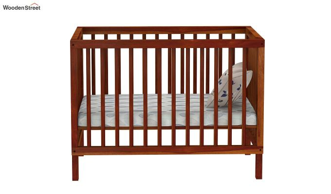 Revo Crib (Honey Finish)-3