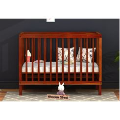 Revo Crib (Honey Finish)