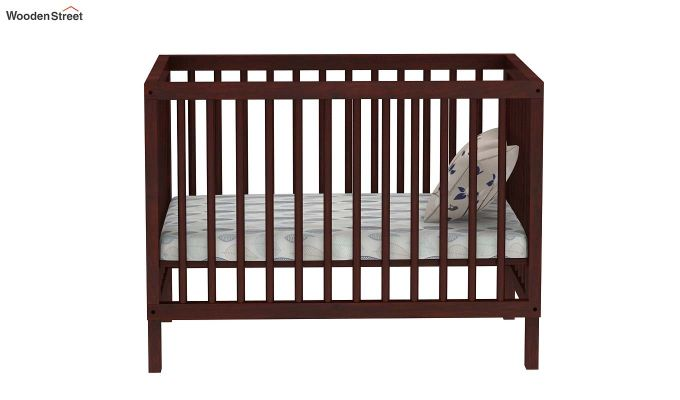 Revo Crib (Mahogany Finish)-3