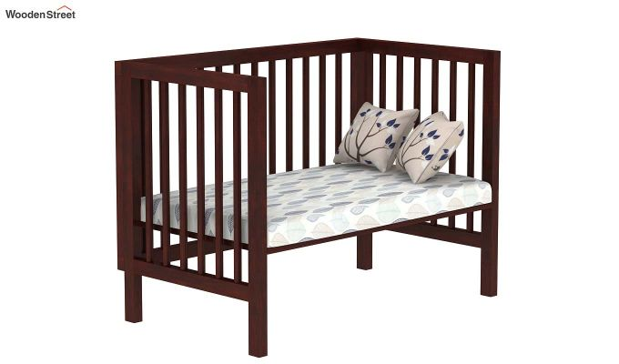 Revo Crib (Mahogany Finish)-4