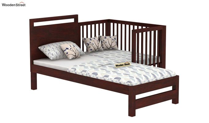 Revo Crib (Mahogany Finish)-5