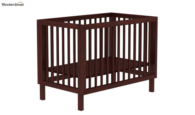 Revo Crib (Mahogany Finish)-7