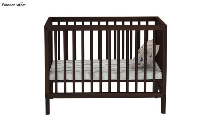 Revo Crib (Walnut Finish)-3