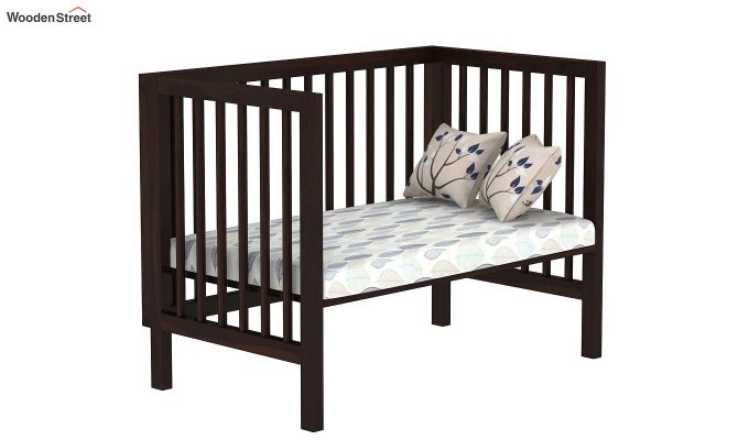 Revo Crib (Walnut Finish)-4