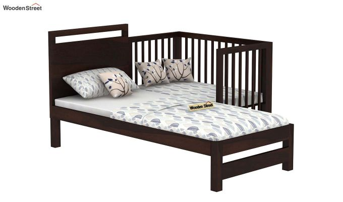 Revo Crib (Walnut Finish)-5