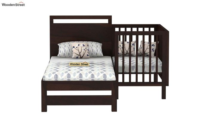 Revo Crib (Walnut Finish)-6