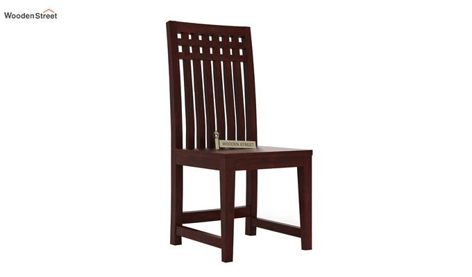 Adolph Dining Chair (Mahogany Finish)-1