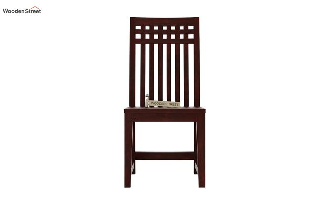 Adolph Dining Chair (Mahogany Finish)-2