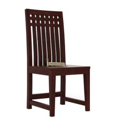 Adolph Dining Chair (Mahogany Finish)