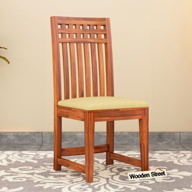 wooden dining table chair online in Pune