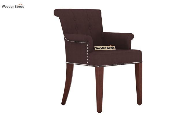 Altra Dining Chair (Fabric, Classic Brown)-1