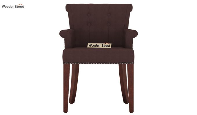 Altra Dining Chair (Fabric, Classic Brown)-2