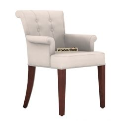 Altra Dining Chair (Fabric, Ivory Nude)